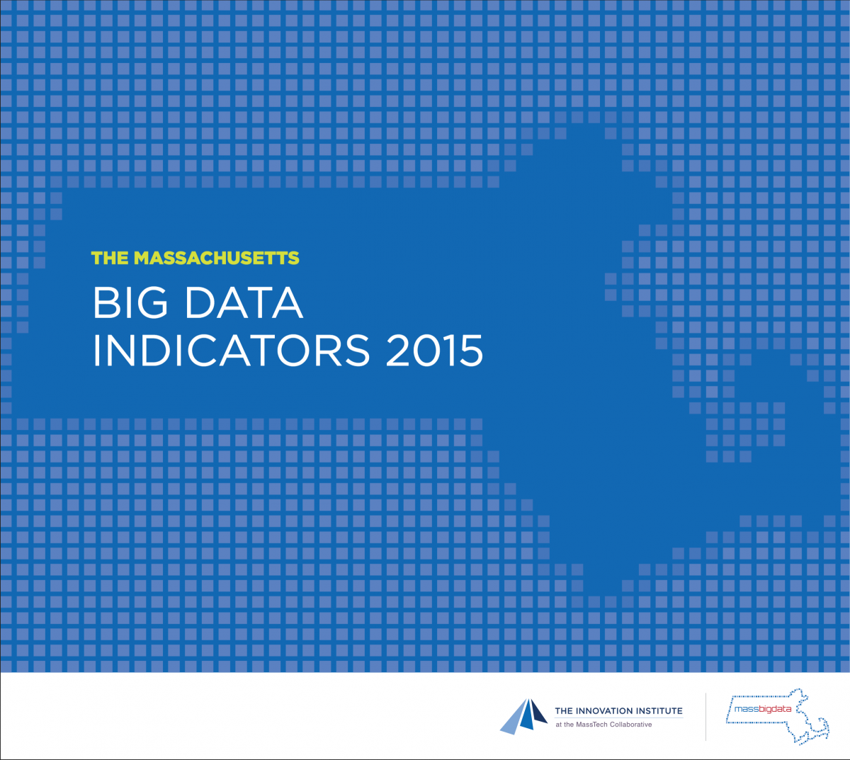 2015 Mass Big Data's Indicators Report Cover